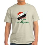 Freedom for Syria Light T-Shirt