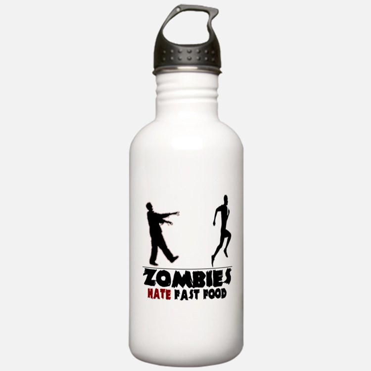Funny Zombies Water Bottle