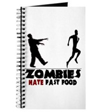 Funny Zombies Journal