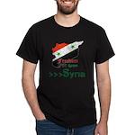 Freedom for Syria Dark T-Shirt