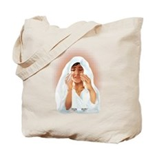 Best Wishes For Passover-glow Tote Bag