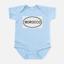 Morocco Euro Infant Creeper