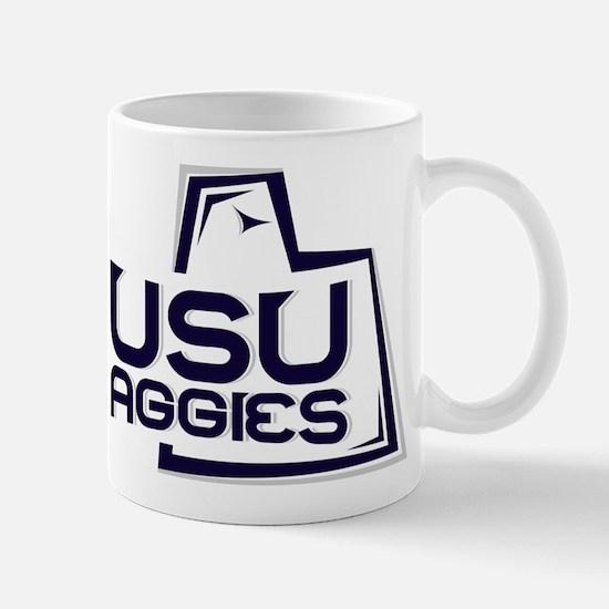Cute Big blue Mug
