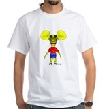 3d t-shirts Mens White T-shirts