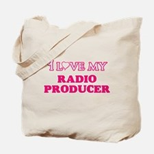 I love my Radio Producer Tote Bag
