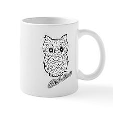 Owl-Mazing Mug