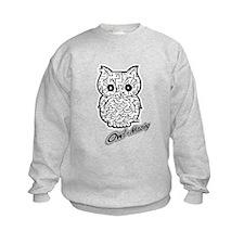 Owl-Mazing Sweatshirt