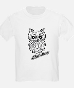 Owl-Mazing T-Shirt