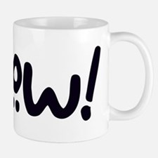 Meow! Cat-Themed Mug