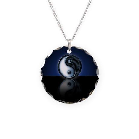 Amathos Necklace Circle Charm