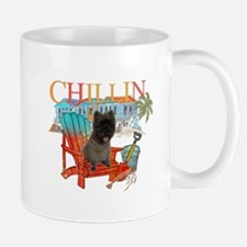 Cairn Terrier Chillin' Mug
