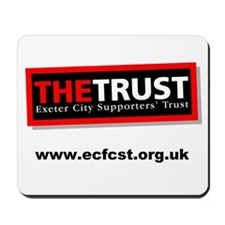 Supporters' Trust mouse mat