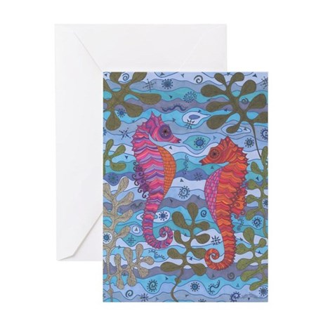 Small Wonders Greeting Card