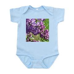 Lilacs #8125 Infant Creeper