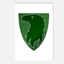 Eagle Shield Postcards (Package of 8)