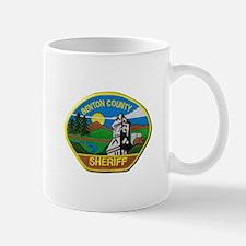 Benton County Sheriff Mug