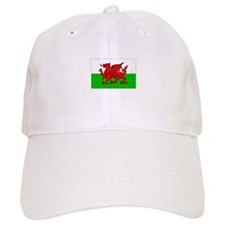 Flag Of Wales Baseball Cap