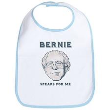 Bernie Speaks For Me Bib