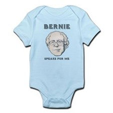 Bernie Speaks For Me Infant Bodysuit