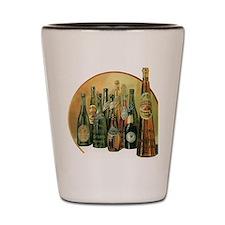 Vintage Imported Beer Shot Glass