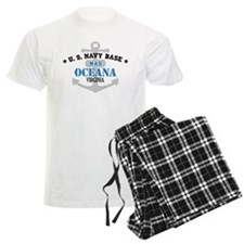 US Navy Oceana Base Pajamas