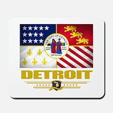 Detroit Pride Mousepad
