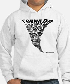 The Best Storm Chaser Ever in Hoodie Sweatshirt