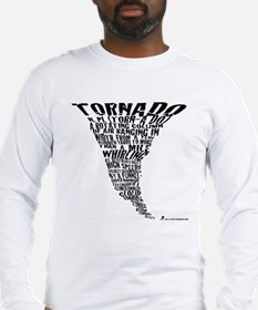 The Best Storm Chaser Ever in Long Sleeve T-Shirt