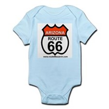 Arizona Route 66 Infant Creeper