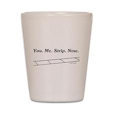 Strip Shot Glass