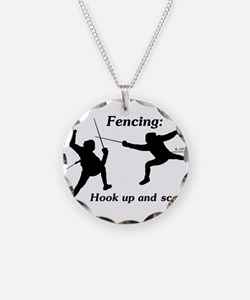 Hook Up and Score Necklace