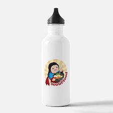 Seoul Food Water Bottle