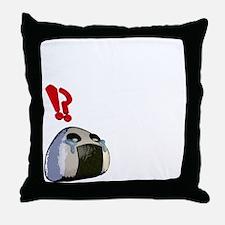 Unique Shred Throw Pillow