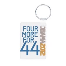 Four More for 44 Keychains