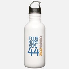 Four More for 44 Water Bottle