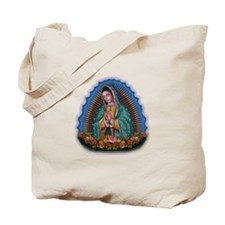 Lady of Guadalupe T1 Tote Bag