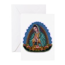 Lady of Guadalupe T1 Greeting Cards (Pk of 20)