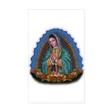 Lady of Guadalupe T1 Decal