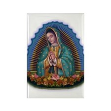 Lady of Guadalupe T1 Rectangle Magnet