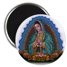 Lady of Guadalupe T1 Magnet