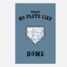 No Plate Like Home II Postcards (Package of 8)