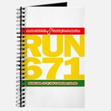 RUN 671 GUAM REGGEA Island Kings tee Journal