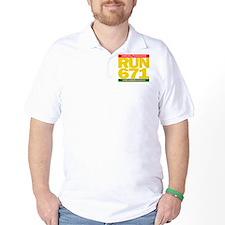 RUN 671 GUAM REGGEA Island Kings tee T-Shirt