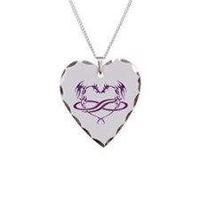 Funny Relationships Necklace Heart Charm