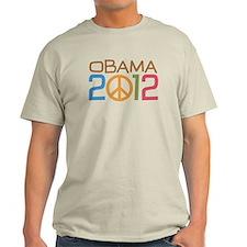 Obama Peace Sign T-Shirt