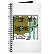 Cute Meconium happens Journal