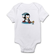 Ice Hockey (5) Infant Bodysuit