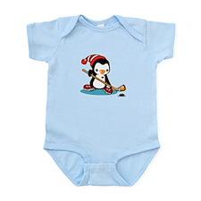 Ice Hockey (6) Infant Bodysuit