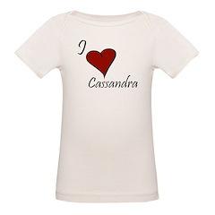 I love Cassandra Tee