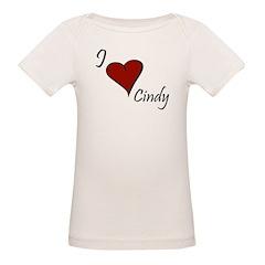 I love Cindy Tee